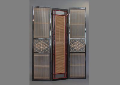 Ranma Folding Screen