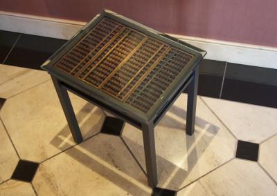 Soroban Table