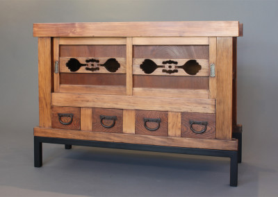 Japanese Mizuya (Kitchen Chest)