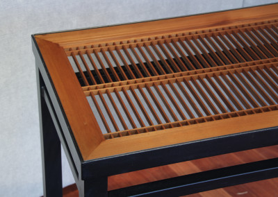 Kumiko Console Table