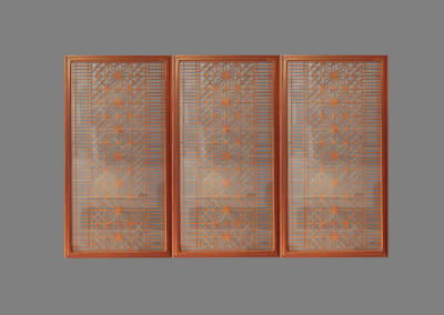 7120 Kumiko Window Set