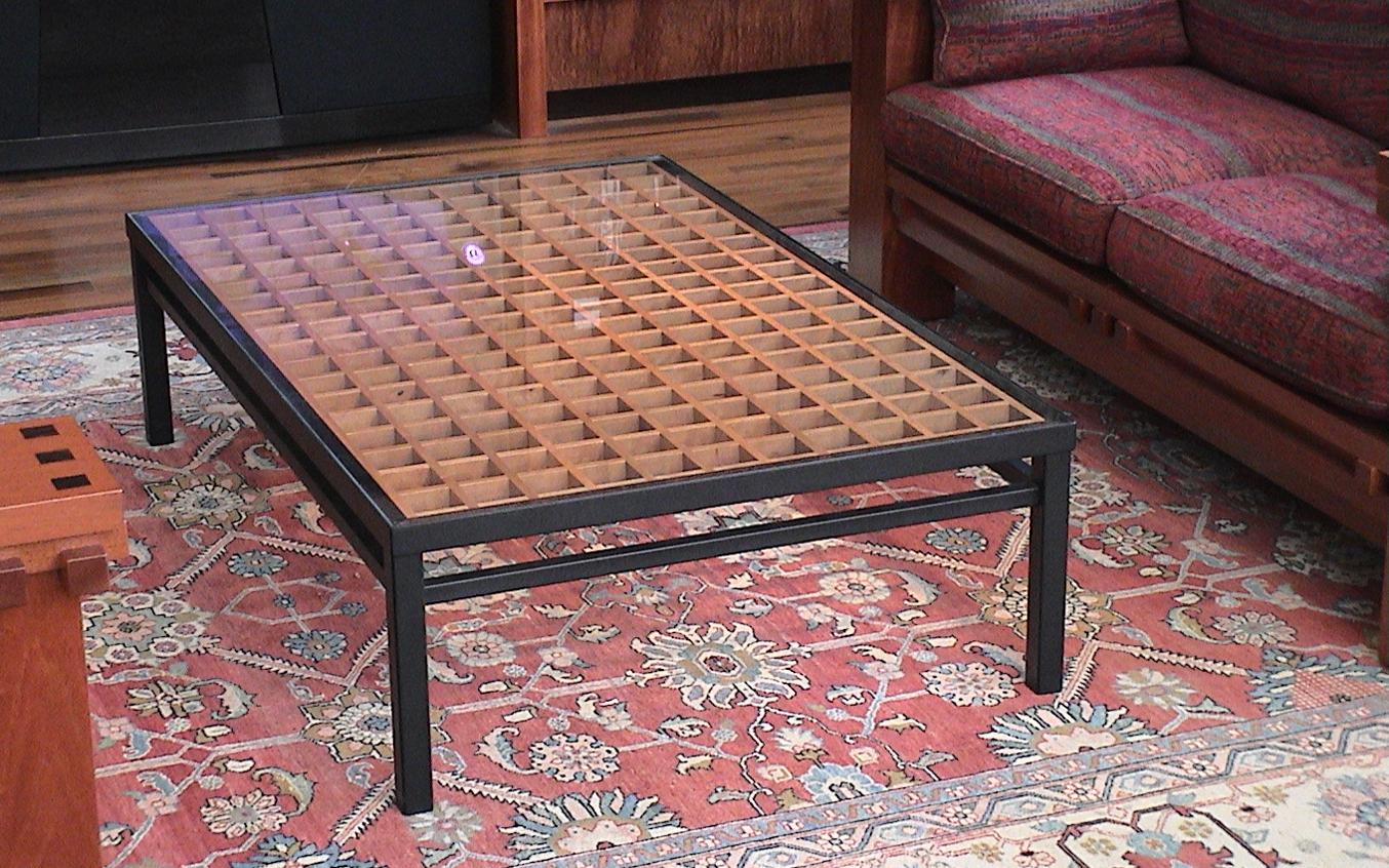 Berkeley Mills Custom Table