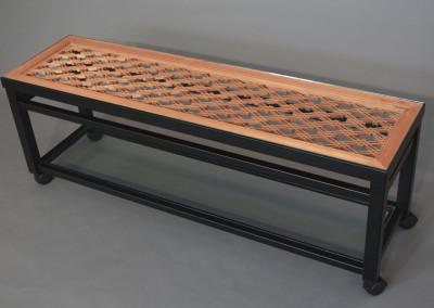 Rolling Ranma Coffee Table