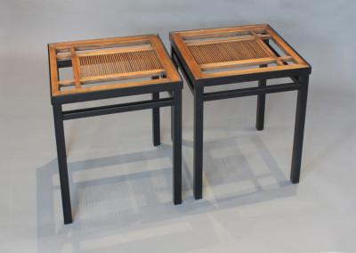 Tokyo Ranma End Tables