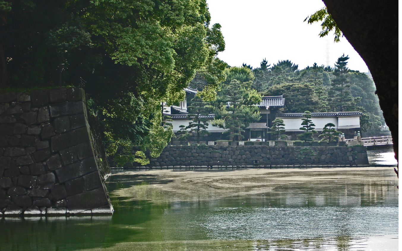 Palace Moat